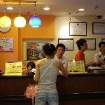 7 Days Inn (Xi'an Xiaozhai) Foto