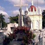 Sra. Amelia之墓