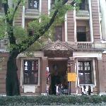 典型的欧式建筑