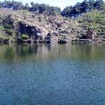 桃源湖。水灵灵的。。