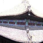 小布达拉宫的黄金顶