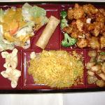 Dine in box