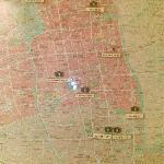 如家大堂内地图