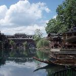 Zhunti Temple of Fenghuang Old City