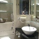 洗手间也比较干净