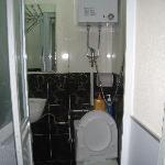 也就1平米的洗手间