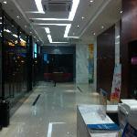 Foto de Chengshibianjie Hotel Liuzhou Liuyong Road