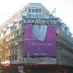 Galeries Lafayette Foto