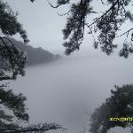 云海中的天堂寨