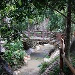 Areca Valley Tourist Resort of Hainan Ganza Ridge Primitive Culture