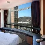 大床房的卧室