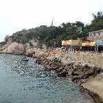 Zhuhai Wai Lingding Island Foto