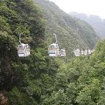 Chongqing Hei Mountain Foto