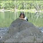 Changbaishan Fairy Bath Pond