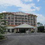 酒店主楼外景