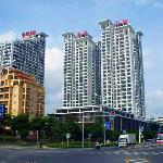 Blue Store Seaview Apartment Sanya Golden Phoneix