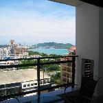 Foto de Blue Store Seaview Apartment Sanya Golden Phoneix