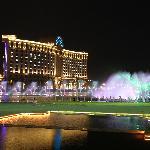 タンシャン ゴーフン グランド メトロパーク ホテル (唐山国豊維景国際大酒店)