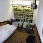 狭小的房间