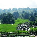 贵州边陲小市--兴义美丽的万峰林风光