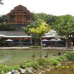 51温泉大堂和温泉餐厅