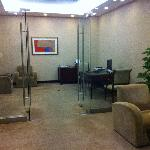 酒店商务中心