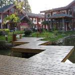 唐風庭園酒店