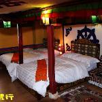 梵行2F藏式体验房