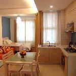 Aijia Service Apartment Suzhou Linglongwan