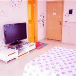 Foto de Chengshi Buluo Apartment Nanjing Chengkai International Apartment