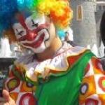 可爱的小丑