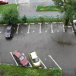 hotel parking area-1