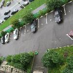 hotel parking area-2