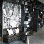 W Hong Kong; Lobby interior