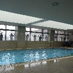 westin taipei; swimming pool