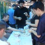 每周四的饺子宴