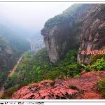 ‪Shouxian Canyon of Wuyi‬