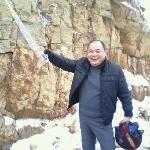 天湖山雪景3