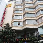 Bo Er Te Business Hotel Chengdu