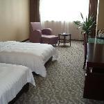酒店标准间