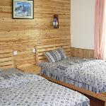 舒适标间,在房里还能远眺苍山美景