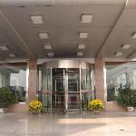 酒店前厅图片