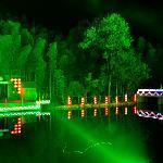 牯牛湖夜景