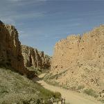 水洞沟—大峡谷