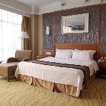 Blue Horizon Hotel Dongying Dongcheng Foto