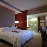 高级商务大床房