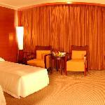 酒店双床房