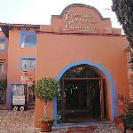 Misión Guanajuato酒店外观1