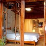 木质格子窗