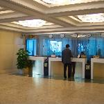 Photo de Shenzhen Zhulin Hotel